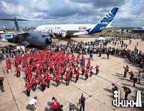 Airbus shows off its latest products at 50th Paris Air Show