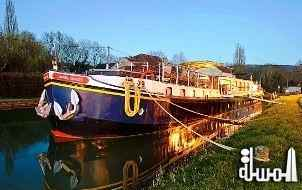 France is Europe s most popular destination for canal barge cruises