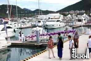 Chinas  largest yacht show to take place In Sanya