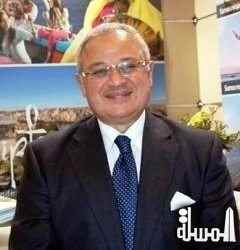 Zazou: I am happy with the return of Chinese tourists to Egypt