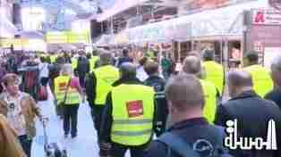 Flights Disrupted By Frankfurt Airport Strike on Friday