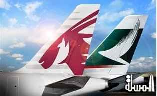 CUSTOMERS TO BENEFIT FROM CATHAY PACIFIC QATAR AIRWAYS STRATEGIC AGREEMENT BETWEEN HONG KONG AND DOHA