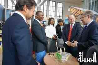 South Africa and Seychelles Tourism Ministers meet at ITB Tourism Trade Fair in Berlin