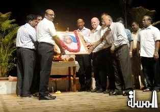 Seychelles remembers G.S Pillay in  a special memorial service