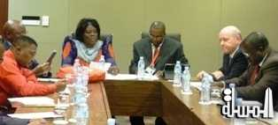 SADC MINISTERS MEET ON RESTRUCTURING OF RETOSA ON SIDELINES OF COMMISSION FOR AFRICA (CAF) MINISTERIAL MEETING IN ANGOLA