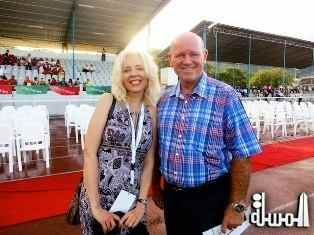 The Seychelles Carnival can change the world says  Carol Perehudoff, a journalist from Canada