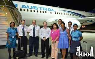Air Austral resumes direct non-stop commercial flights to Seychelles Islands