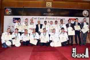 Iberotel Miramar Al Aqah Beach Resort takes top honours at 3rd annual culinary competition in Fujairah
