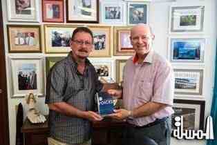 Local Seychellois author, Glynn Burridge, presents the 3rd edition of Voices, his collection of short stories from the Seychelles Islands