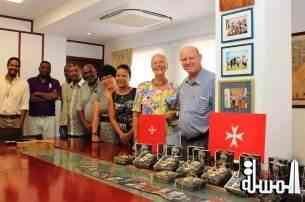 Sovereign Military Oder of Malta entices Seychelles musicians with classical music
