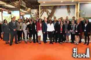Seychelles at WTM in London says all looking more positive