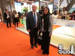 Oman & Seychelles Ministers of Tourism meet at WTM in London