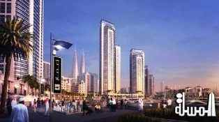 Emaar launches sale of luxury residences in two new towers in Dubai Creek Harbour
