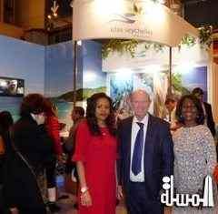 FITUR tourism trade fair shows positive for Seychelles Spanish tourism market  in 2015
