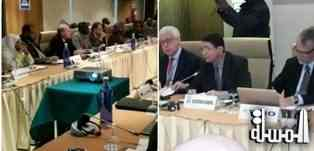 Tourism Ministers from Africa meet at UNWTO Headquarters in Madrid