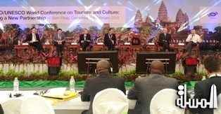 """UNWTO and UNESCO World Conference in Cambodia discussed """"Living Cultures and Creative Industries"""""""