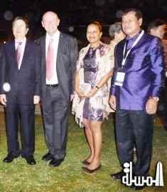 Cambodia confirms its participation in the 2015 edition of the annual April Carnival of Carnivals in Seychelles