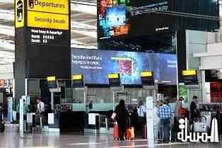 London Heathrow issues delay warning due to protests