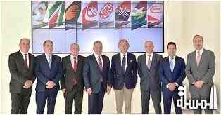 Chief executives of Etihad Airways partner airlines gather in Rome for leadership summit