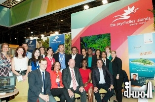 TOP RESA 2015 - The Tourism Trade Fair of France was a success for Seychelles