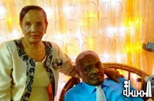 Renewal of Vows in Seychelles as Bel Air couple celebrates their 60th Wedding Anniversary during Festival Kreol