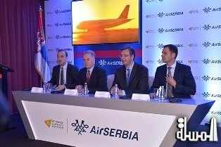 Air Serbia plans non-stop service to New York