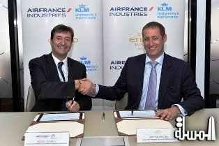Etihad deepens strategic partnership with Air France-KLM