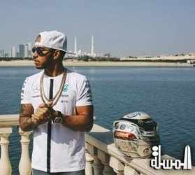 ABU DHABI AND LEWIS HAMILTON CELEBRATE '44' TOGETHER IN SPECIAL ABU DHABI GRAND PRIX PARTNERSHIP
