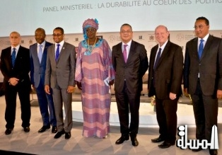 Minister of Tourism of Madagascar, Seychelles, Senegal, Morocco, Cote d'Ivoire and Guinea to discuss sustainable tourism in Fitur Fair