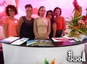 Seychelles competitive promotional packages vow visitors at Wedding Fair in Reunion