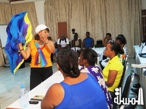 Carnival Workshop by Civil Society in Seychelles ahead of 22 April event set for Thursday 21st April 2016