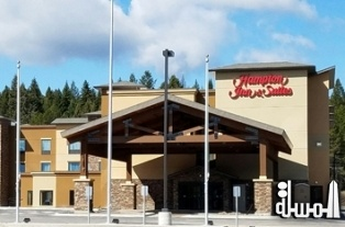 Rocky Mountain City of Whitefish Welcomes Newest Hampton Inn & Suites by Hilton