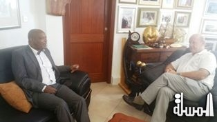 Zimbabwe – Seychelles discuss tourism on the sidelines of the 2016 United Nations Gathering of Culture Event in Seychelles