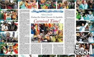 Finding Our Island Treasure In Seychelles Carnival Time!