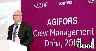 Qatar Airways leads aviation conference to promote operations research in industry