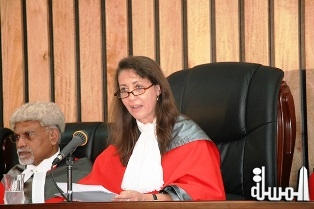 Seychelles' Chief Justice leaves official residence after 'hatred and violence'