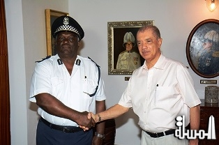 Seychelles President Michel commends Police Commissioner Quatre as he bids farewell