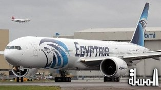 Egyptian Aircraft Accident Investigation Committee : airliner veered off the plane before the crash took place