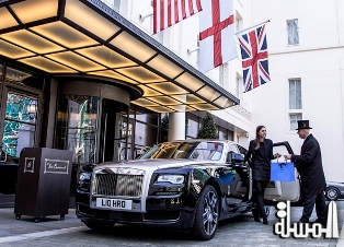 PREFERRED HOTELS & RESORTS PERFECTS THE ART OF ARRIVAL WITH NEW ROLLS-ROYCE SUITES PROGRAMME