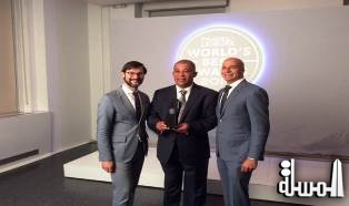 Seychelles receives Award at  Travel & Leisure  -World's Best Award- 2016  ceremony in New York City