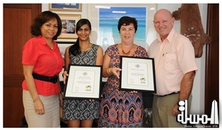 New tourism establishments certified with Seychelles Sustainable Tourism Label