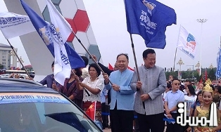 Sino-Thai relations strengthened by Culture and Tourism Friendship Caravan