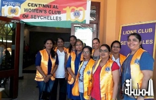 Lion's Club of Seychelles working on Drug and Alcohol Abuse Programme