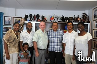 Seychellois Nationals to join the international - Operation Mobilization- (OM) in South Africa