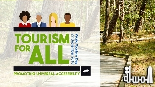 Accessible Tourism, theme of World Tourism Day 2016