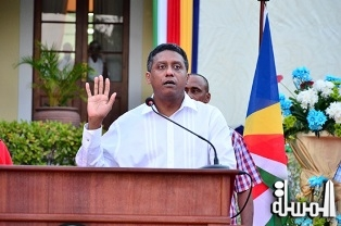 The start of a new chapter – Seychelles President Danny Faure sworn into office