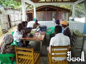 Development of eco-tourism products in the area of Kribi - Cameroon