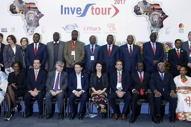INVESTOUR, a unique platform for tourism businesses from Africa and Europe to meet has convened more than 20 African Ministers of Tourism at FITUR, the Spanish Tourism Fair.