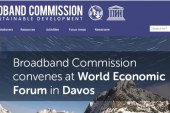 Davos 2017: World leaders discuss fresh approaches to connecting the next billion