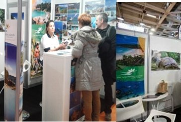 Seychelles shines at the annual International dive show 2017 in Paris